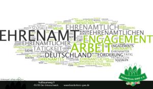 Grafik Tag des Ehrenamtes vom Förderverein in Oer-Erkenschwick